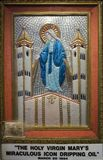 Religijna ikona Obraz Royalty Free