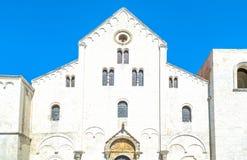 Religijni budynki Bari Zdjęcia Royalty Free