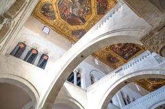 Religijni budynki Bari Obrazy Royalty Free