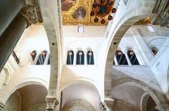 Religijni budynki Bari Zdjęcie Stock