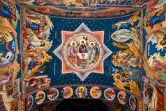 Religijny obraz XIII Fotografia Stock