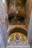 Religion Byzantine mosaic Stock Image