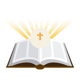 Religion catholique illustration libre de droits