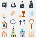 Religion charity icons vector illustration. stock illustration