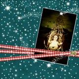 Religion Christmas cards Baby Jesus Royalty Free Stock Image