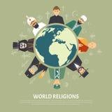 Religion Confession Illustration Stock Photography