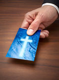 Religion Cross Christian Help Stock Photo