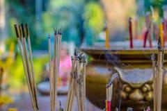 Religion de la Thaïlande Photos stock
