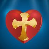 Religion design Royalty Free Stock Image