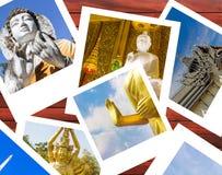 Religion en photo instantanée Image stock