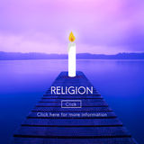 Religion Faith Believe God Hope Spirituality Pray Concept Stock Images