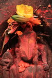 Religion hinduism, Nepal Arkivfoton