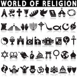 Religion Icons Stock Photos