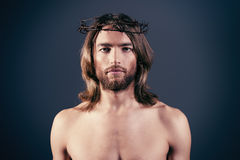 Religion. Portrait of Jesus Christ. Religion Royalty Free Stock Photos