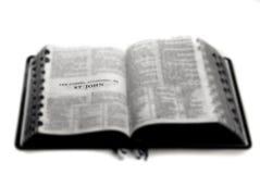 Religion sainte de chant religieux de Word de bible Photo libre de droits
