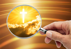 Religion Search For God Royalty Free Stock Photos