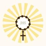 Religione cattolica illustrazione di stock