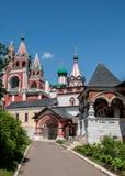 Religione del monastero della chiesa Fotografia Stock