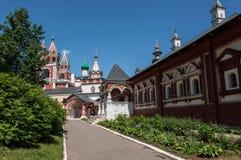 Religione del monastero della chiesa Fotografie Stock Libere da Diritti