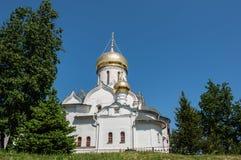 Religione del monastero della chiesa Fotografia Stock Libera da Diritti