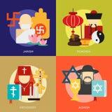 Religione e celebrazioni Immagini Stock