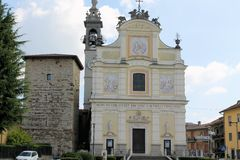 Religious Architecture Stock Image