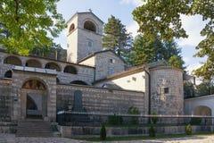 Free Religious Architecture. Montenegro. View Of Old Cetinje Monastery Stock Photos - 125035303