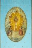 Religious art in Maceio Stock Photos