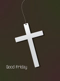 Religious background for good friday. Stock Photos