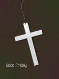 Religious background for good friday. Stock Photos