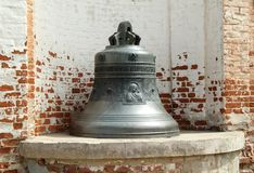 Religious Big Bell Royalty Free Stock Image