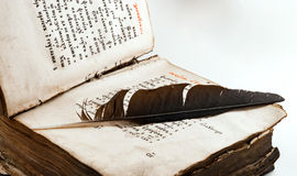 Religious book Stock Images
