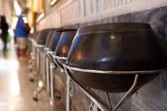 Religious bowl of Buddha Royalty Free Stock Photos