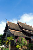 Religious Buildings. Arts and Architecture of Buddhist Building in Thailand Stock Images