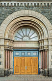 Religious bulding architecture - church art Stock Image
