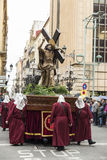 Religious celebrations of Easter Week, Spain Stock Image