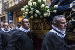 Religious celebrations of Easter Week, Spain Royalty Free Stock Photo