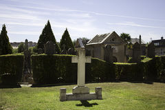 Religious cemetery Royalty Free Stock Images