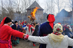 Religious Christian holiday Epiphany Stock Photography