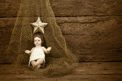 Religious Christmas Baby Jesus Stock Photos