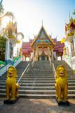 The religious complex the city of Nakhon Ratchasima. Thailand. Royalty Free Stock Photography