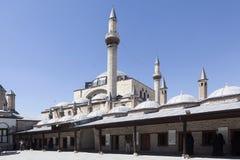 Religious complex of Mevlana. Konya. Turkey. Stock Photography