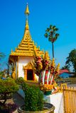 The religious complex Wat Nanguang Muang. Khon Kaen.Thailand. Stock Photo