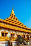 The religious complex Wat Nanguang Muang. Khon Kaen.Thailand. Royalty Free Stock Photo