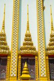 The religious complex What That. Khon Kaen.Thailand. Royalty Free Stock Photography