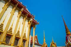The religious complex What That. Khon Kaen.Thailand. Stock Images