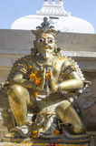 Religious construction God`s sculpture in an Hinduism. Religious construction God`s sculpture  an Hinduism Royalty Free Stock Photos