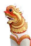 Religious creature isolated Stock Image