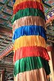 Religious curtain at Confucius Temple Stock Photos