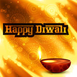 Religious diwali festival with beautiful background Stock Photos